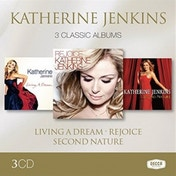 Katherine Jenkins - 3 Classic Albums CD