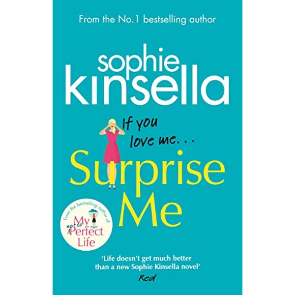 Surprise Me The Sunday Times Number One bestseller Paperback / softback 2018