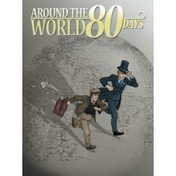 Around The World In 80 Days (Idw Graphic Classics) Hardcover