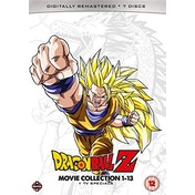 Dragon Ball Z Movie Collection DVD