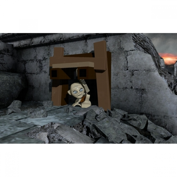 (Pre-Owned) Lego Lord Of The Rings Game Wii - Image 3