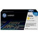 HP Q6002A (124A) Toner yellow, 2K pages @ 5% coverage - Image 2