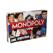 One Direction Monopoly Board Game