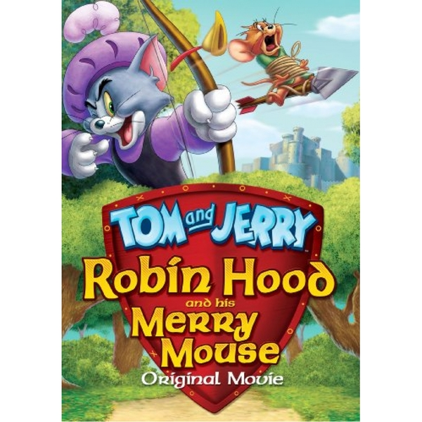 Tom and Jerry: Robin Hood and His Merry Mouse DVD