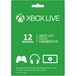 Xbox Live Gold 12 Months Membership Card Xbox 360 and Xbox One Digital Download - Image 2