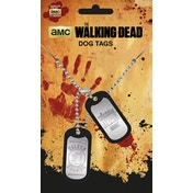 The Walking Dead Walker Hunter Dog Tag