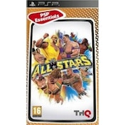WWE All Stars Game Essentials PSP