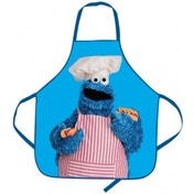 Apron in a Tube Sesame Street Cookie Monster