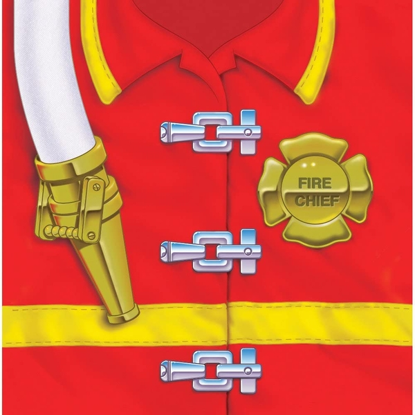 Firefighter Paper Lunch Napkins