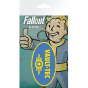 Fallout 4 Vault Tec Key Ring