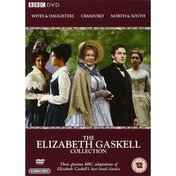 Elizabeth Gaskell BBC Collection: Cranford / North & South / Wives & Daughters DVD