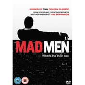 Mad Men Series 1 DVD