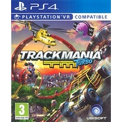 TrackMania Turbo PS4 Game (PSVR Compatible)