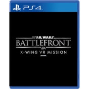 Star Wars Battlefront X-Wing Mission PS4 Game (PSVR)