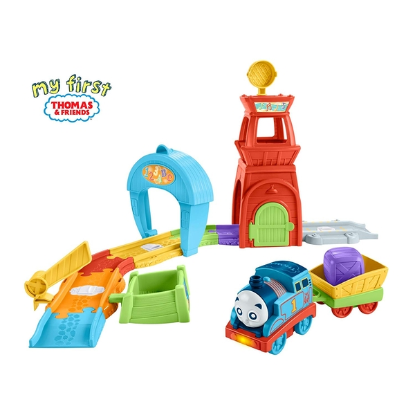 Thomas & Friends My First Railway Pals Rescue Tower