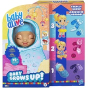 Baby Alive - Grows Up Happy Baby Doll