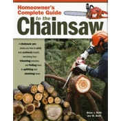 Homeowners Complete Guide to the Chainsaw by Brian J. Ruth, Jen W. Ruth (Paperback, 2009)