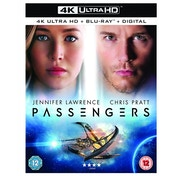 Passengers Ultra HD Blu-Ray