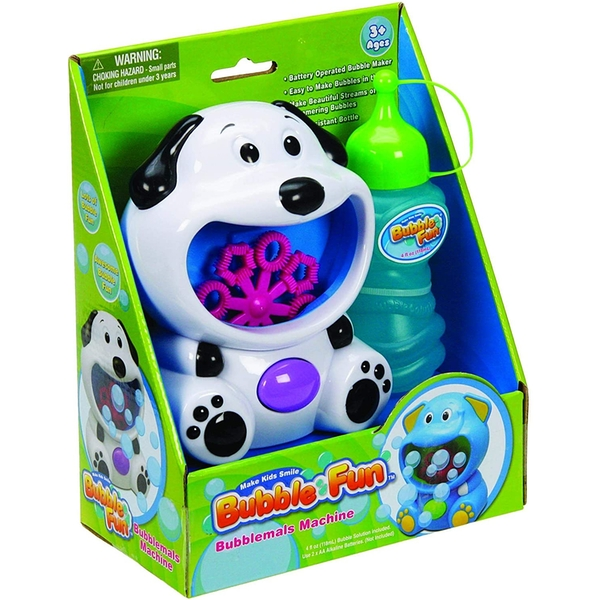 Bubble Fun - Battery Operated Bubble Animals
