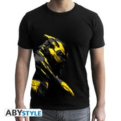 Marvel - Gold Thanos Men's Medium T-Shirt - Black