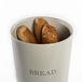 Bread Bin Crock Storage Canister Jar | M&W White - Image 5