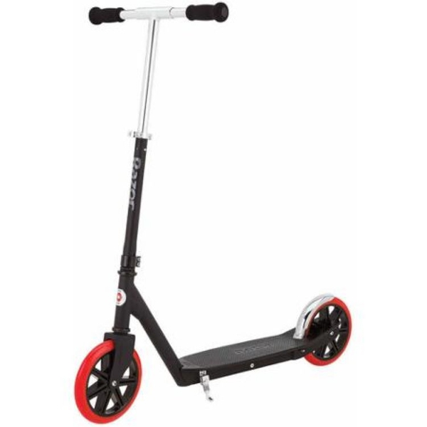 Razor Carbon Lux Kick Black/Red Scooter