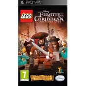 Lego Pirates Of The Caribbean Game PSP