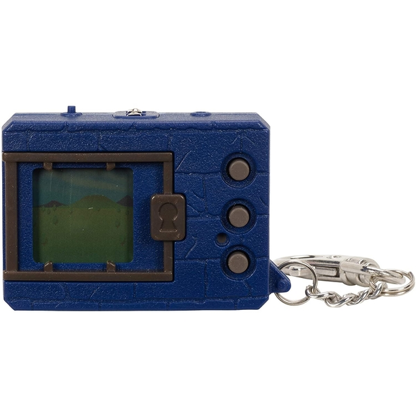 Blue Digimon Bandai Digivice Virtual Pet Monster