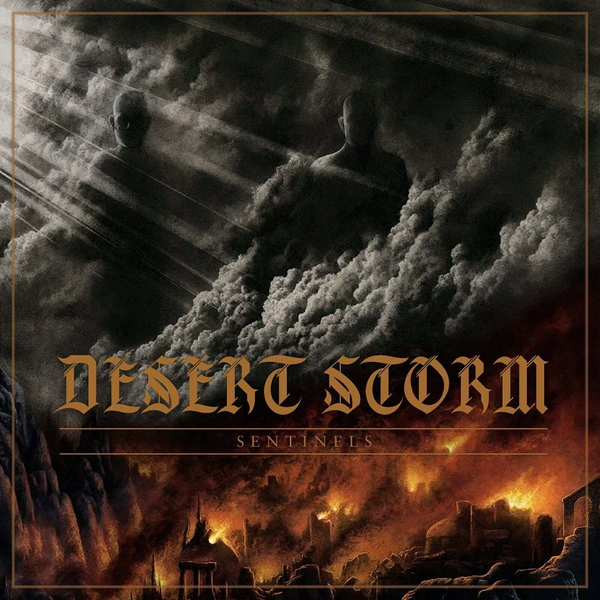 Desert Storm - Sentinels CD