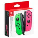 Nintendo Switch Joy-Con Controller Pair (Neon Green/Neon Pink)