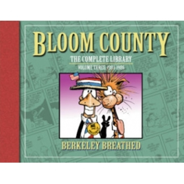 Bloom County: v. 3: The Complete Library by Berkeley Breathed (Hardback, 2010)