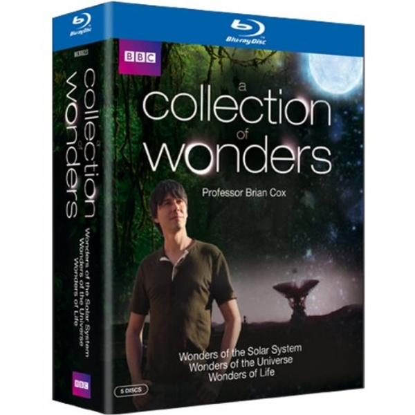 Wonders Of Life Collection(2013) Blu-Ray