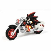 Shadow The Hedgehog Sonic & Sega All-Stars Racing Figure