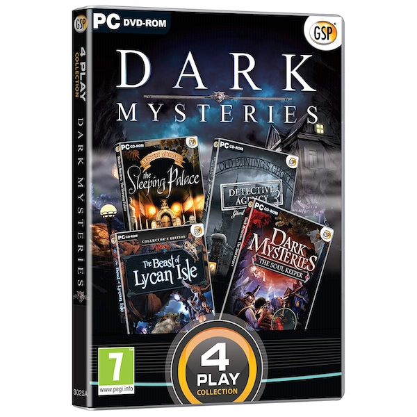Dark Mysteries 4 Play Collection PC Game