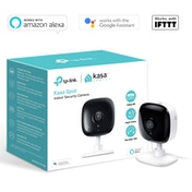 TP-LINK (KC100) Kasa Spot Indoor Wireless Surveillance Camera, 1080p, Night Vision, 2-way Audio, Free Cloud Storage