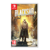 Blacksad Under The Skin Nintendo Switch Game