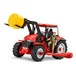 Tractor with Loader and Figure 1:20 Scale Level 1 Revell Junior Kit - Image 2