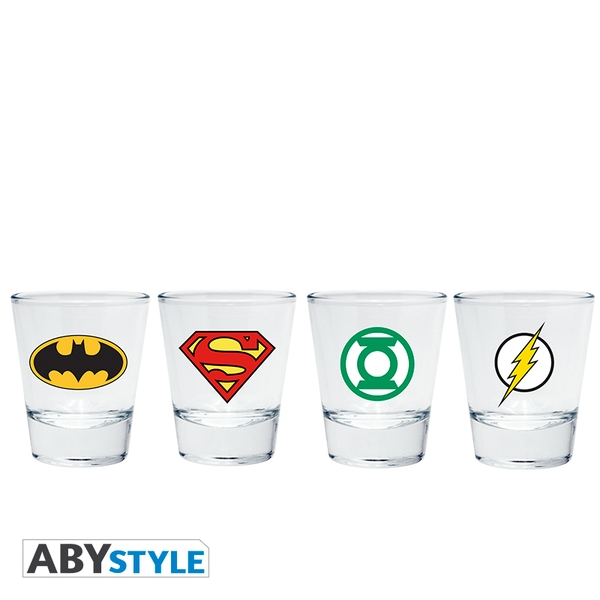 DC Comics - Emblem Shot Glass