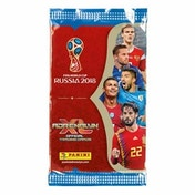 Panini FIFA World Cup 2018 Adrenalyn XL Trading Cards (36 packs)