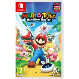 Mario + Rabbids Kingdom Battle Nintendo Switch Game