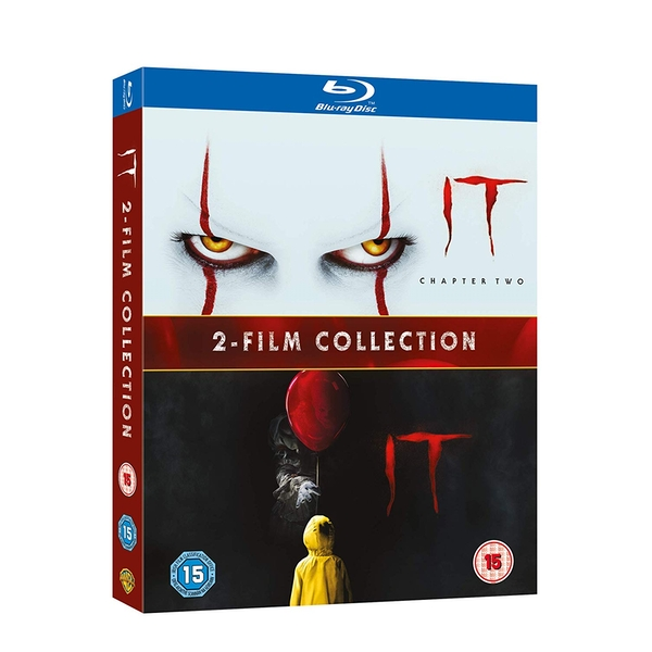 IT 2-Film Collection Blu-ray