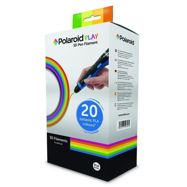 Polaroid Play 3D Filament Pack of 20