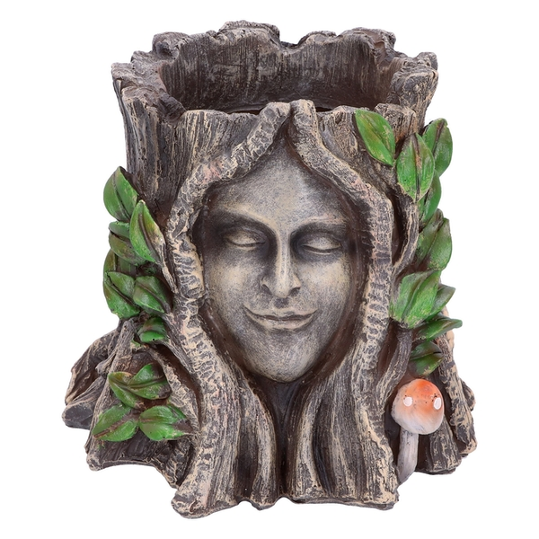 Oak Goddess Tree Spirit Pot