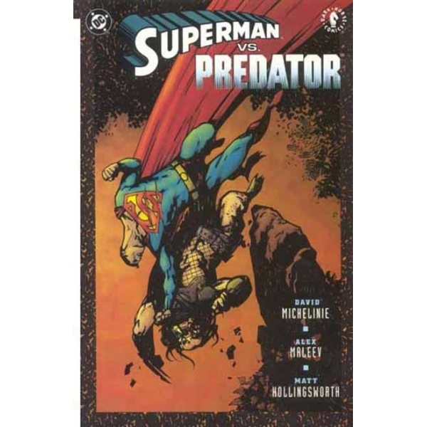 Superman Vs Predator TP