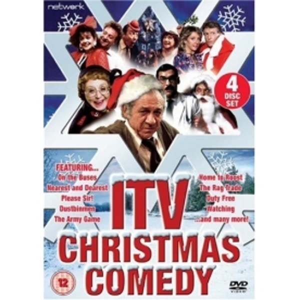 Classic ITV Christmas Comedy DVD