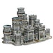 Wrebbit 3D Game of Thrones Winterfell Jigsaw Puzzle - 910 Pieces - Image 2
