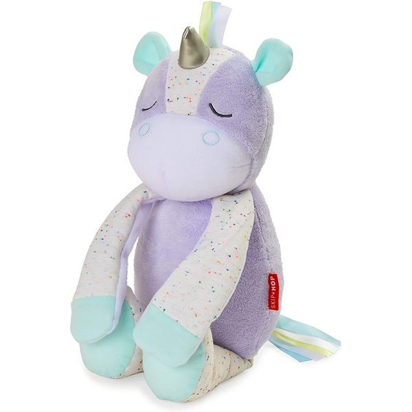 Skip Hop Cry Activated Unicorn Soother