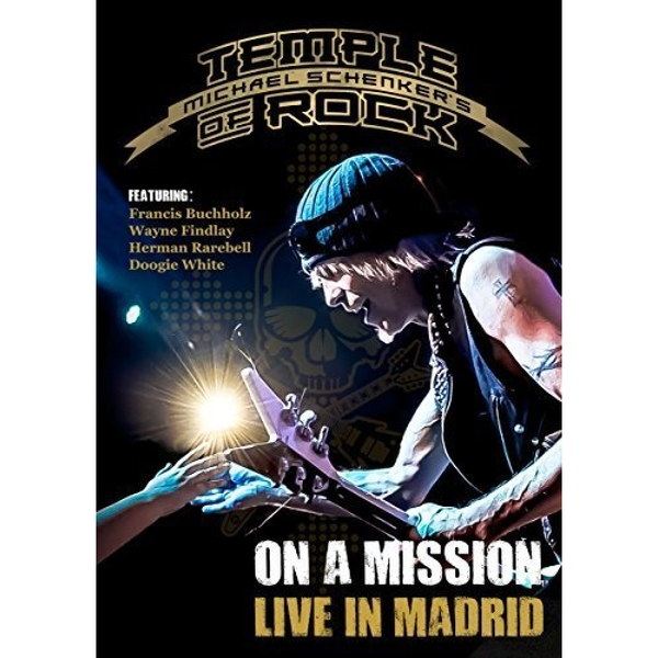 On A Mission Live In Madrid DVD