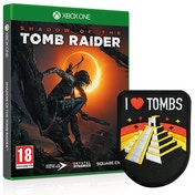 Shadow Of The Tomb Raider Xbox One Game + I Love Tombs Patch