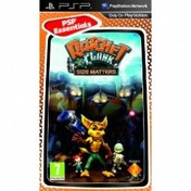 Ratchet and Clank Size Matters (Essentials) Game PSP